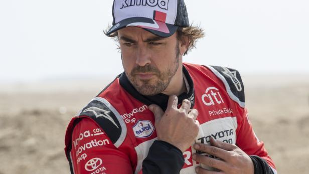 Dakar Rally 2020 stage ten