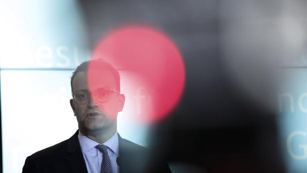 Health Minister Spahn states on new Coronavirus infections in Germany