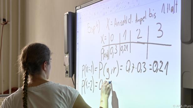 "Offizielles Motto: ""Mathematik ist überall"""