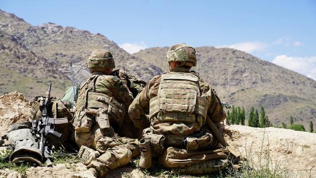 Teilabzug ist Bestandteil des Abkommen mit den Taliban