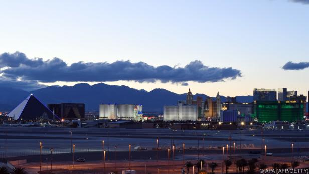 Pandemie erreichte auch Las Vegas