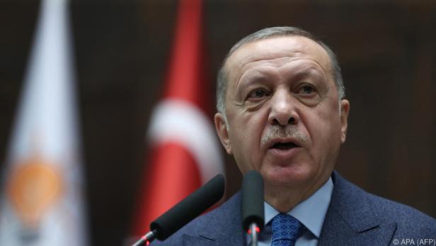 Erdogan will eine Überarbeitung des Flüchtlingsabkommens