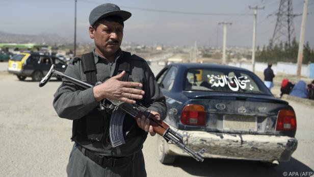 Trotz Sicherheitsmaßnahmen kommt es immer wieder zu Vorfällen in Kabul