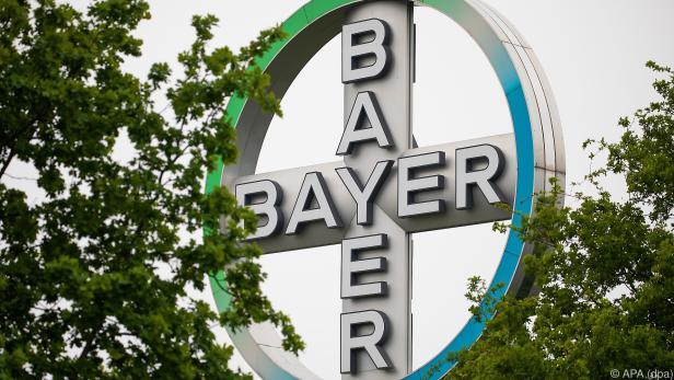 Bayer will 39,6 Mio. Dollar zahlen