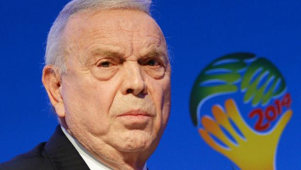 Former CBF president Jose Maria Marin guilty of bribery and banned for life