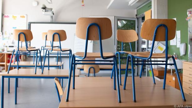 Nicht alle Klassenzimmer sind kommende Woche ganz leer