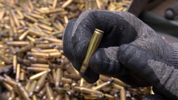 Munitionsdepot Setzingen