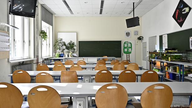 Klassenzimmer bleiben vielfach leer