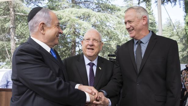 Netanyahu and Gantz agree on Israeli government