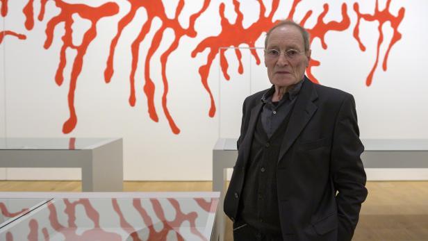 Lois Weinberger - Debris Field exhibition in Basel