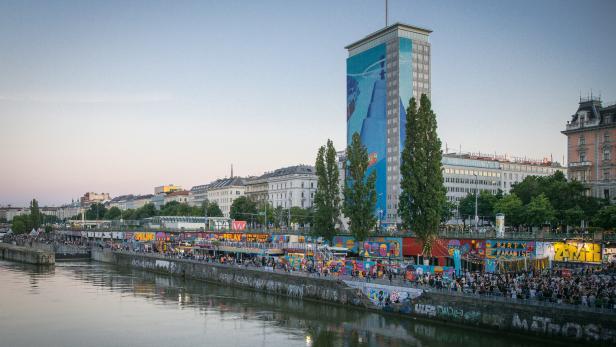 Donaukanaltreiben 2017