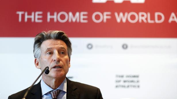 IAAF Council meeting in Monaco