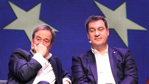 German CDU starts European election campaign