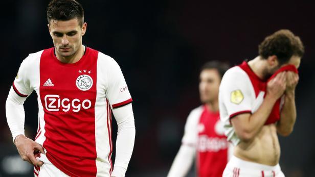 Eredivisie cancels season