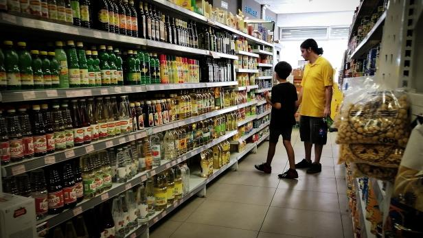 Consumer prices in Argentina rose 50.3% yoy in February