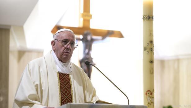 Papst Franziskus ruft zur Brüderlichkeit auf