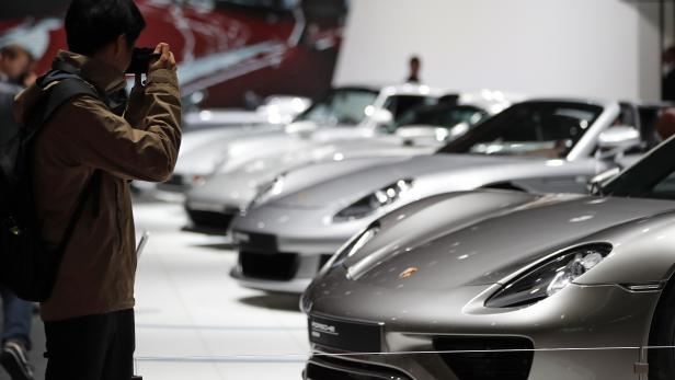 Motor Show in Paris cancelled