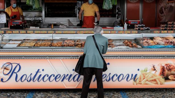 Inside Italy's original 'red zones' as lockdown begins to lift