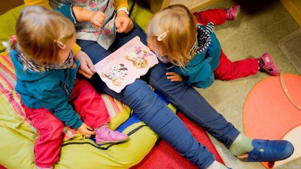 Auslastung der Kindergärten im Bundesländer-Vergleich unterschiedlich