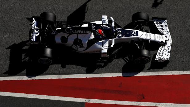 Formula One pre-season testing