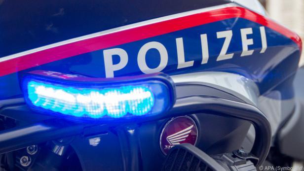 Laut Polizei benutzte der Pensionist eine Schusswaffe