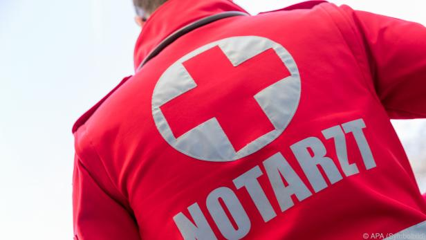 Schlimmer Unfall beim Rasenmähen in Niederösterreich