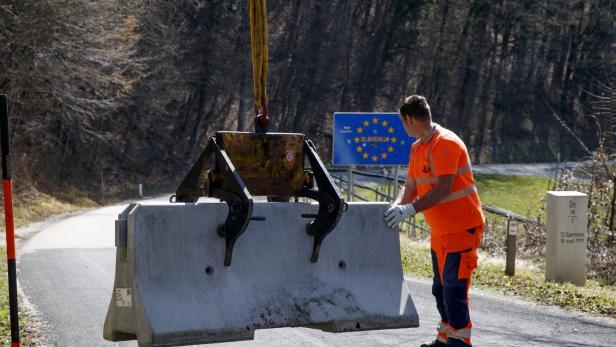 Slowenien bemüht sich um Grenzöffnung zu Österreich | kurier.at