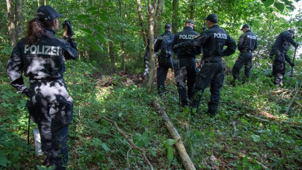 Mutter und Tochter in München verschwunden