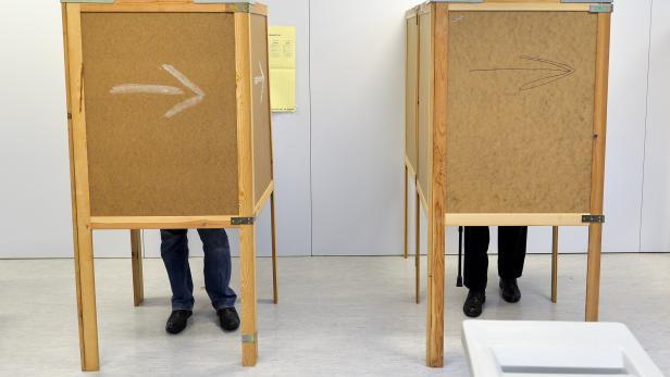 Auf wahlkabine.at kann die eigene Meinung mit den Positionen der Parteien vergliechen werden.