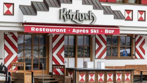 Das Lokal Kitzloch in Ischgl