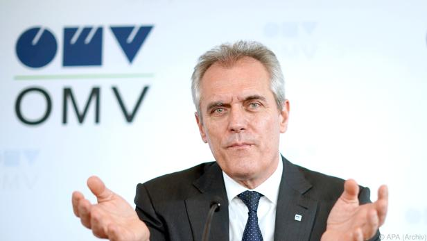 Spitzenverdiener ist OMV-CEO Rainer Seele