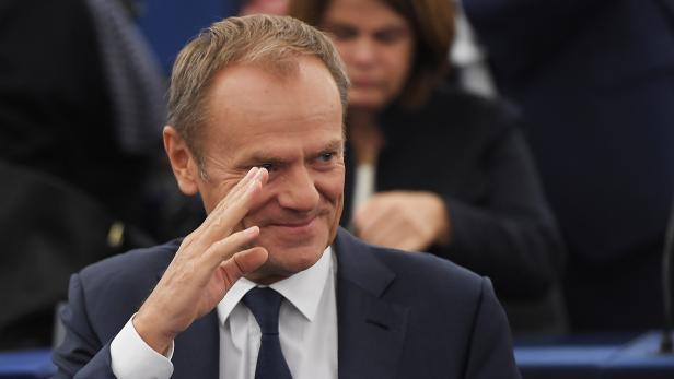 Donald Tusk gehört zu den wenigen Osteuropäern in EU-Spitzenpositionen.