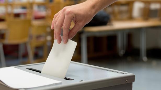 Acht Parteien stehet in allen neun Bundesländern auf dem Stimmzettel