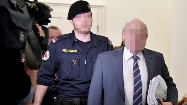 SALZBURG: PROZESS-AUFTAKT SPIONAGEFALL UM BUNDESHEER-OFFIZIER