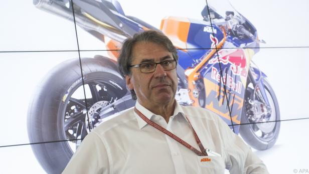 KTM-Boss Pierer war bereits wegen Ausschüttungen in der Kritik