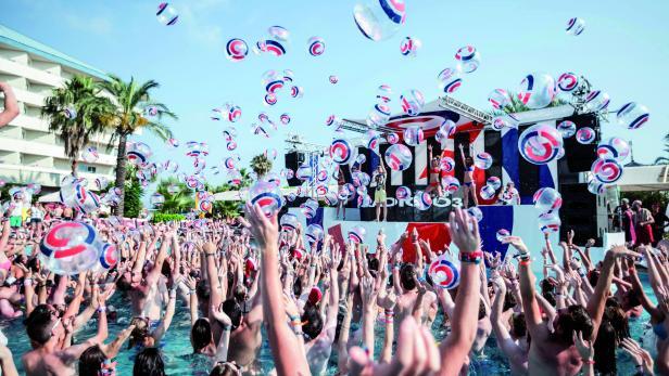 Summer Splash 2017 in Italien