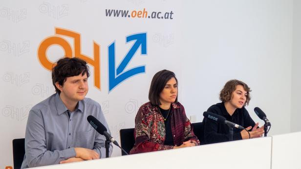 ÖH präsentiert Forderungskatalog gegenüber neuem Nationalrat