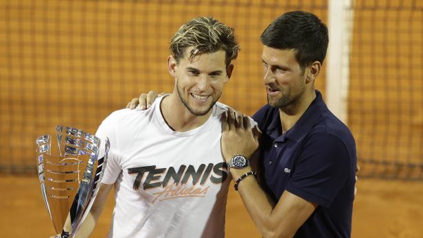 Adria Tour tennis tournament in Belgrade