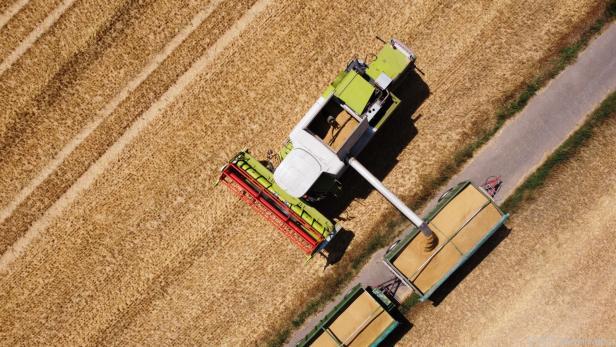 Landwirtschaft wird mit Milliardenbeträgen unterstützt