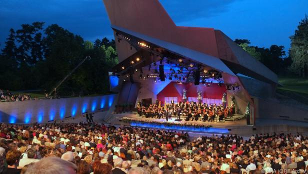 Die Zukunft des Grafenegg Festivals ist gesichtert