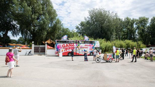 Donauinselfest 2020 Eine Konzert Tour Mit Platz Fur Viele Babyelefanten Kurier At