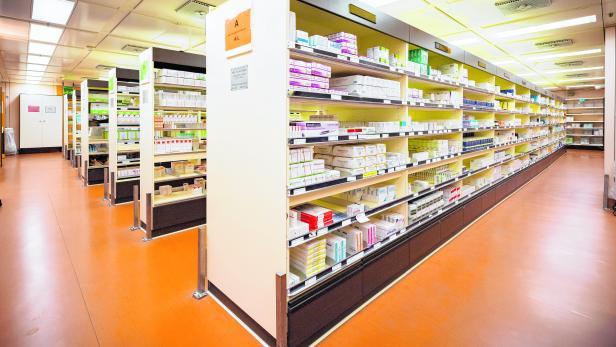 AKH Wien/Apotheke/Spitalsapotheke