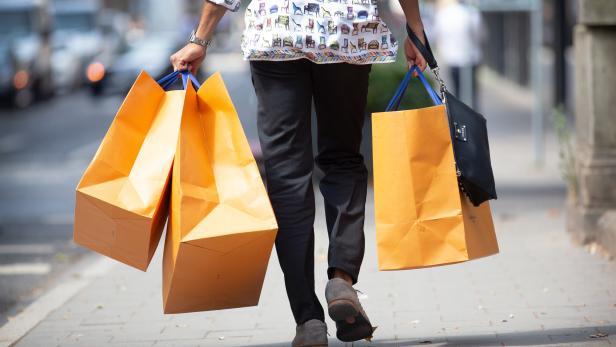 Einkauf im Einzelhandel