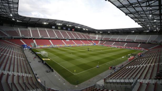 FUSSBALL: UNIQA ÖFB CUP / FC RED BULL SALZBURG - SC AUSTRIA LUSTENAU