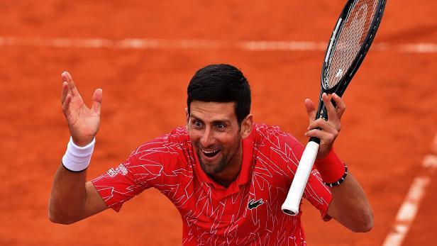 Tennis: SBR, Adria Tour