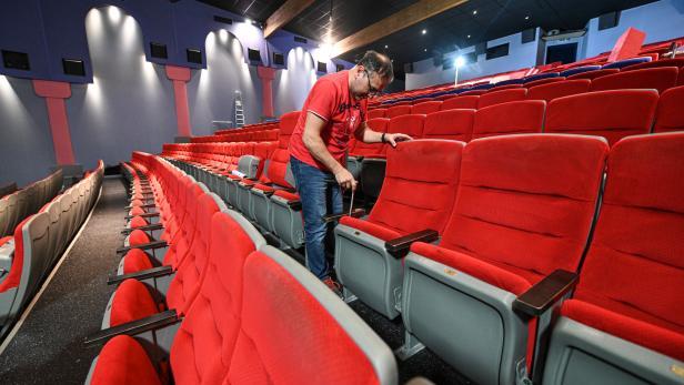 Coronavirus - Kinos freuen sich auf Start im Juni