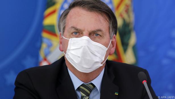 Bolsonaro hat nach eigenen Angaben seine Krankheit überwunden