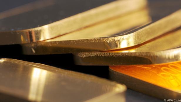 Noch nie war Gold so teuer wie derzeit