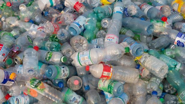 Ist das Plastik nicht wiederverwertbar, fallen pro Kilo 80 Cent an