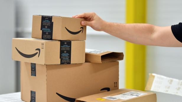 Onlinehändler Amazon hat derzeit gut lachen